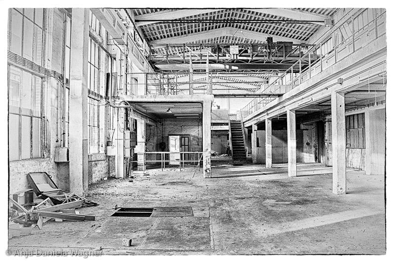 stillgelegte Fabrik 2