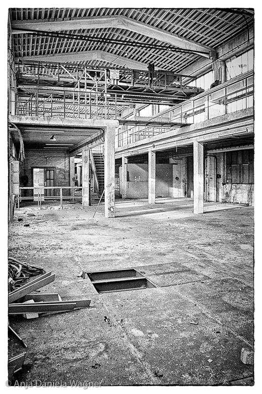 stillgelegte Fabrik 3