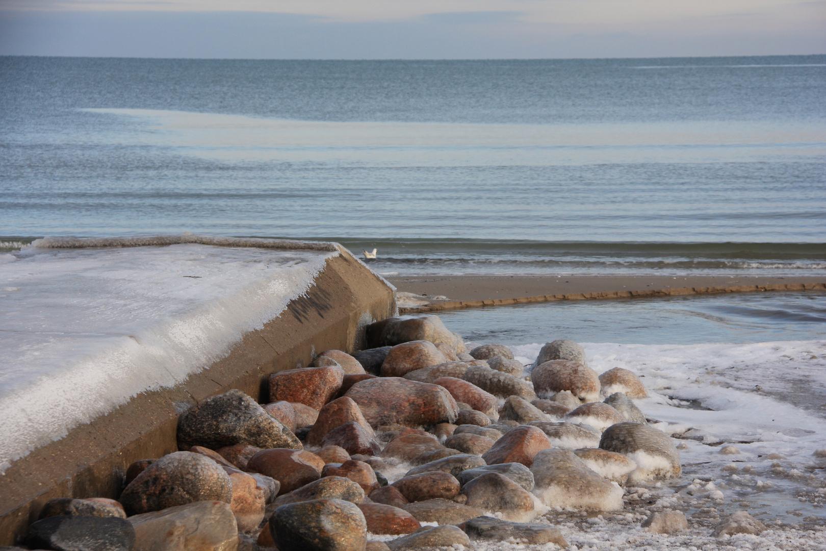 stillleben strand