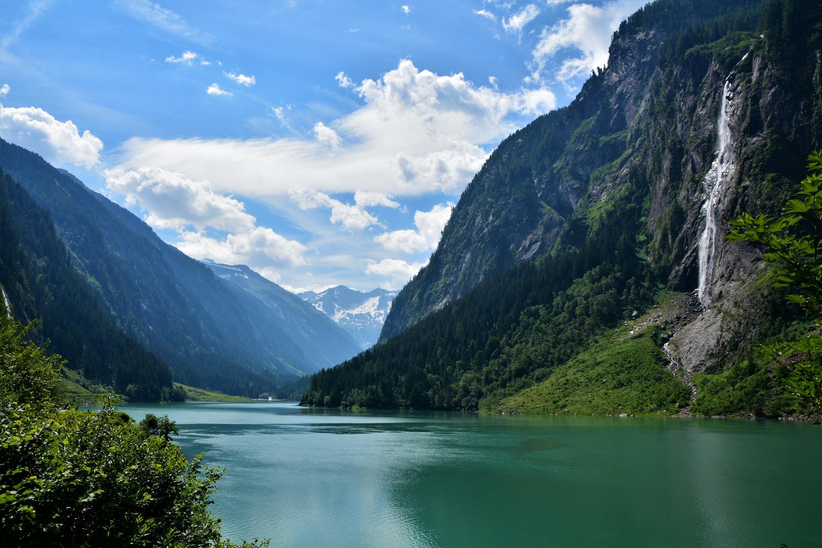 Stillup Stausee, Tirol