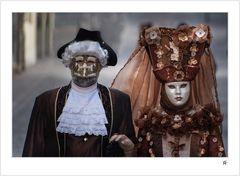 Stilvoller Karneval