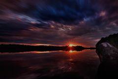 Stimmung am Abtsdorfer See
