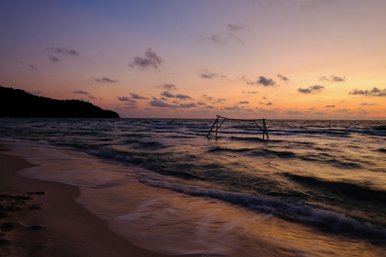StImmungsvolle Sao beach