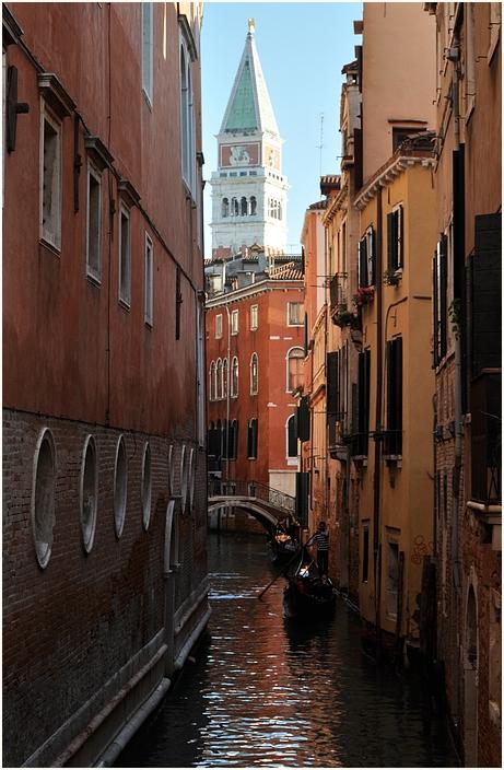 Stimmungsvolles Venedig