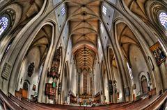 St.Jakobs-Kirche Rothenburg .