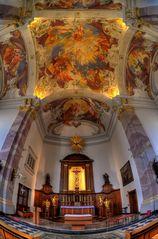 St.Josephs-Kapelle Düsseldorf