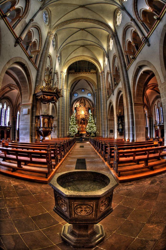 St.Ludgerus Essen / Werden