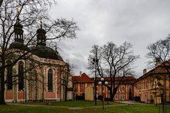 St.Maria Himmelfahrt und Kaiser Karl der Große