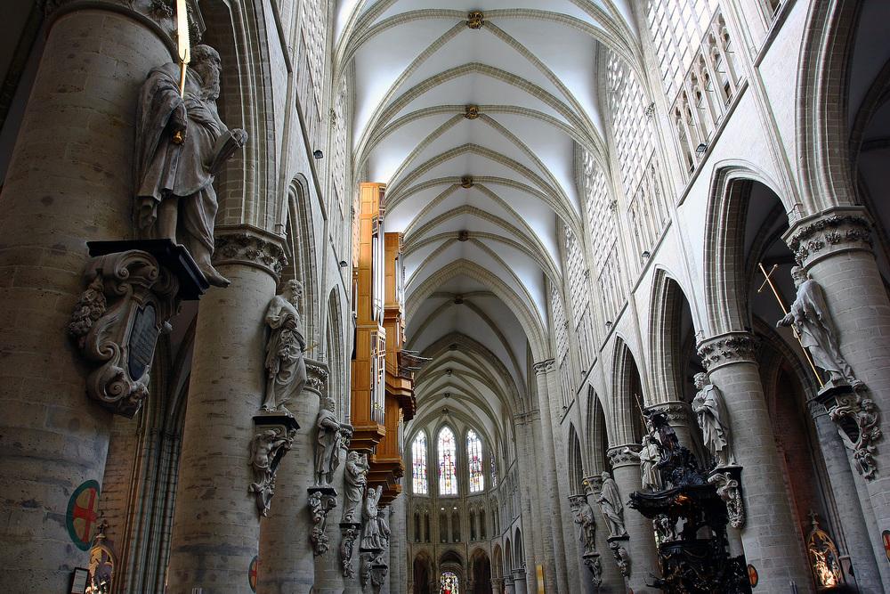 St.Michel et Gudule