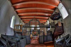 St.Mtthäus-Kirche Dornum - Resterhafe