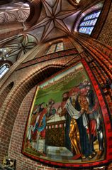 St.Nicolai Lüneburg (Chorumgang)