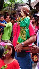 """"""" Sto. Nino .... """" , Ati - Ati 2015 in Ibajay - Aklan"""