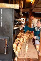 Stockbrotbäckerei