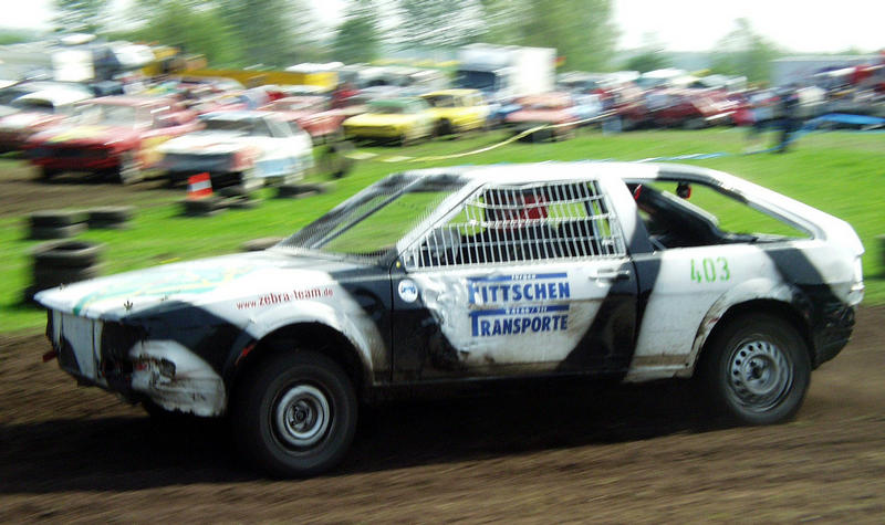 Stockcar at its best
