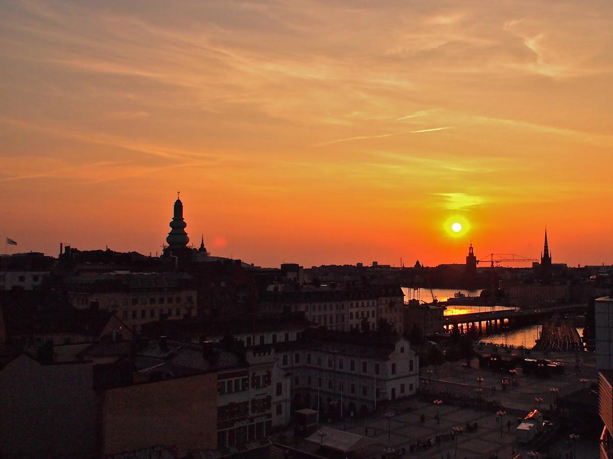 Stockholm, #1