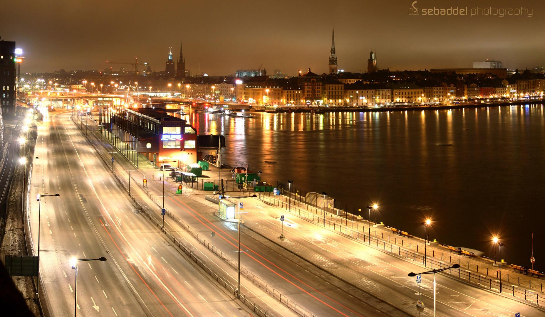 Stockholm by night | M