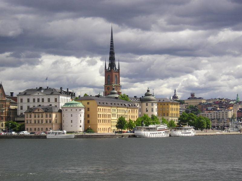 Stockholm - die Stadtpanorama