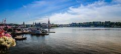 Stockholm-Hafen