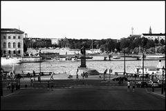 Stockholm in SW