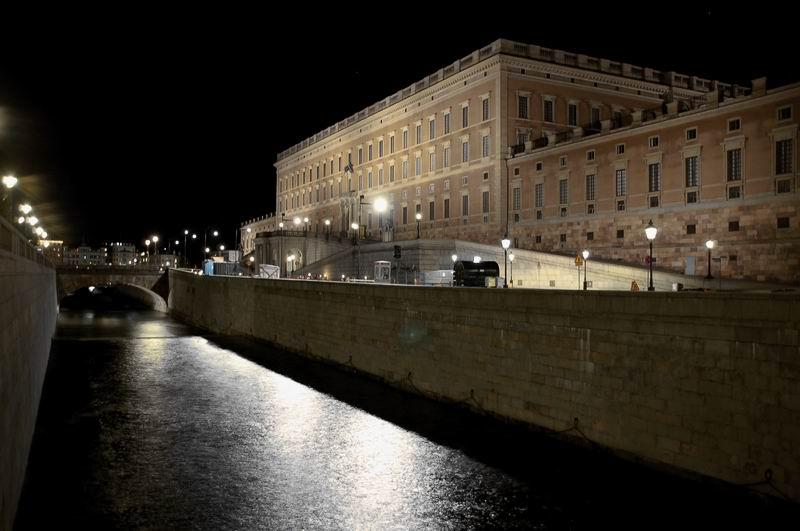 Stockholm Königliches Schloss