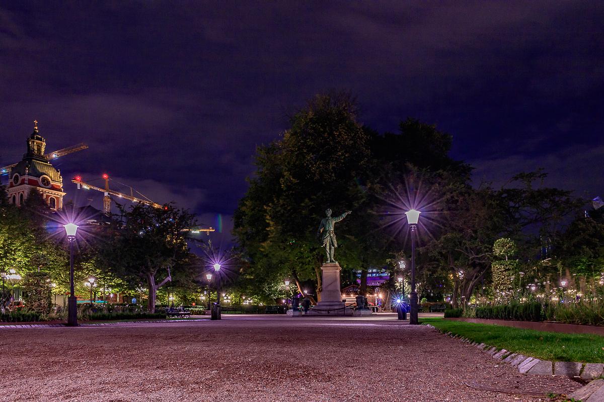 Stockholm- Kungsträdgården