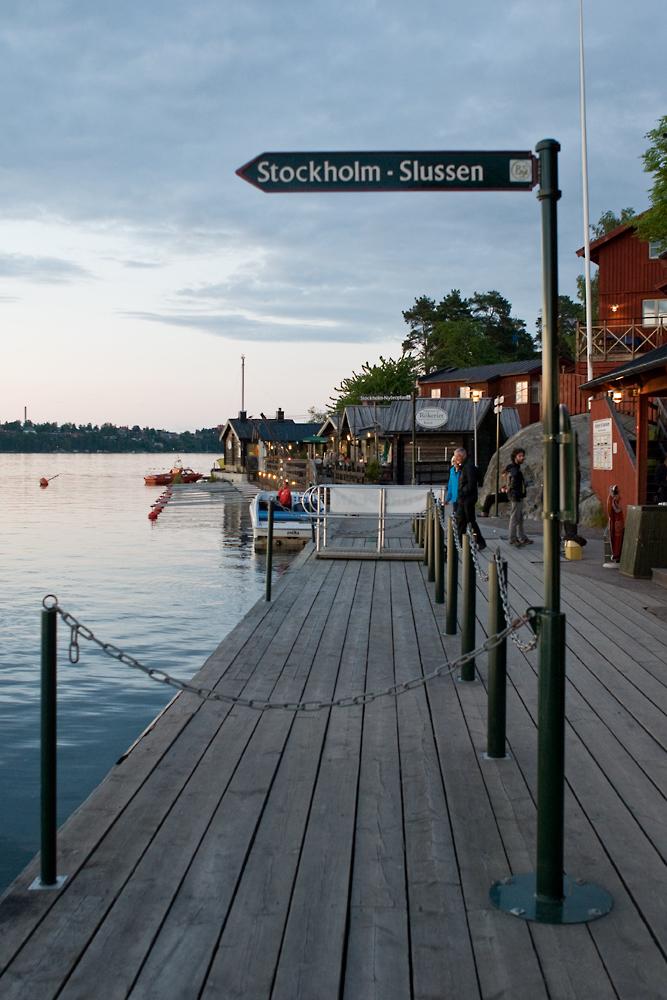 stockholm - slussen
