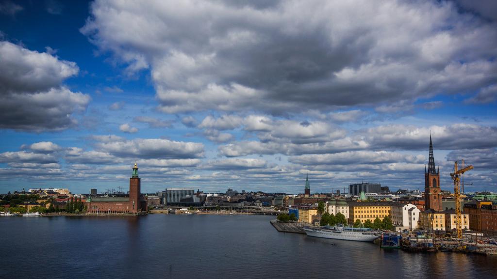 Stockholm Stadtansicht