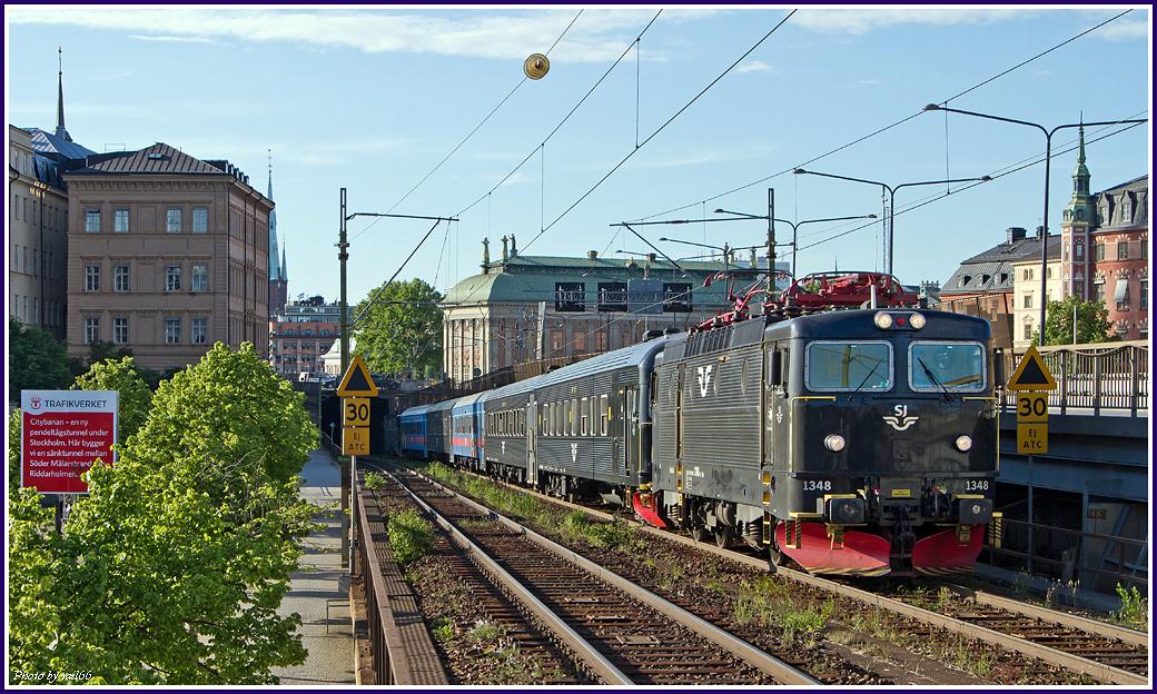 Stockholms Brücken II