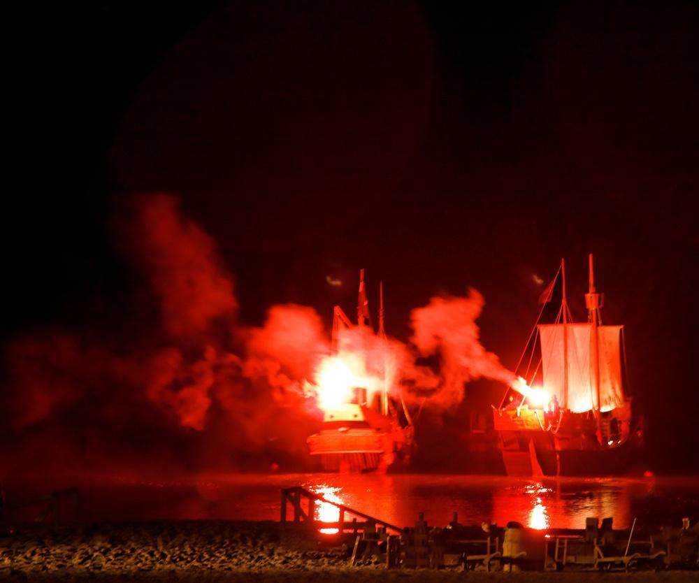 Störtebeker -- die Seeschlacht