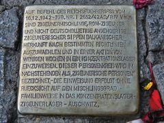 Stolperstein vor dem Kölner Rathaus