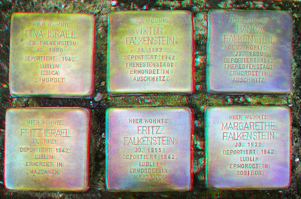 Stolpersteine in Rotenburg an der Fulda