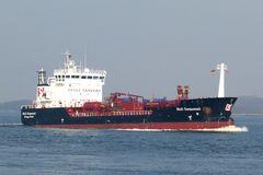 Stolt Cormorant - Tanker