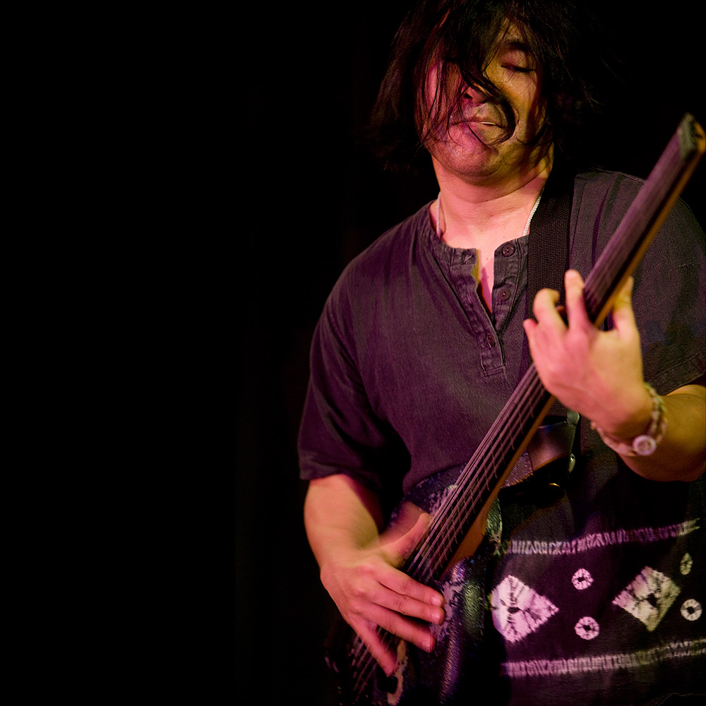 Stomu Takeishi - bass | THE FELL CLUTCH (US)