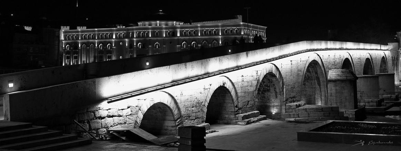 Stone bridge by zorang