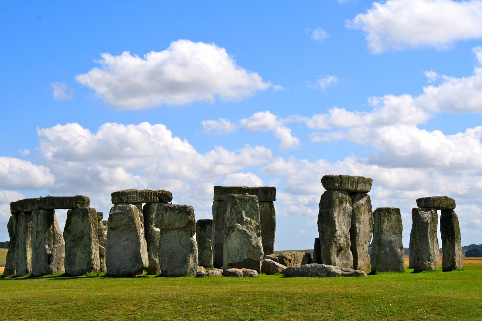 Stonehenge 2009