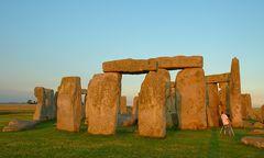Stonehenge #8 - Größenvergleich