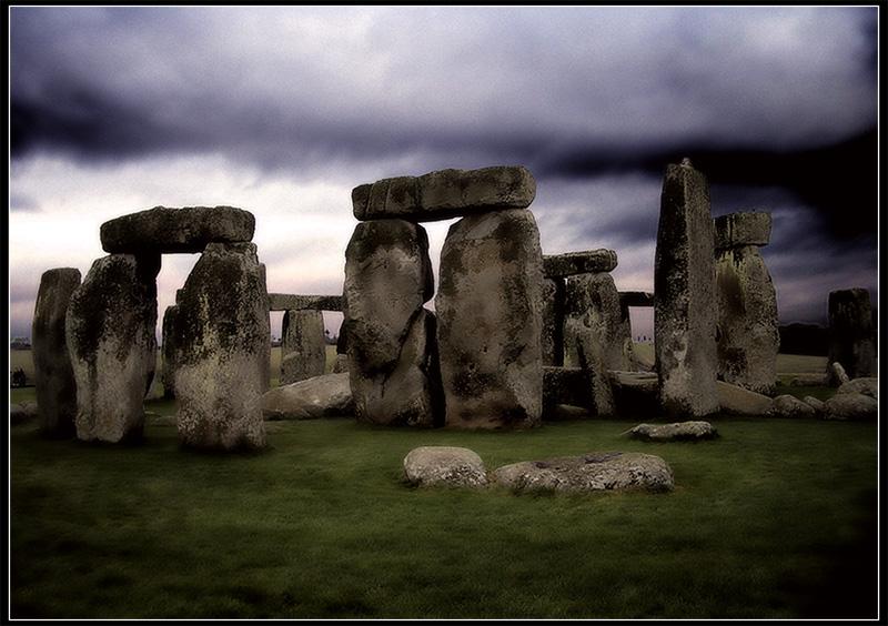 ~~Stonehenge~~