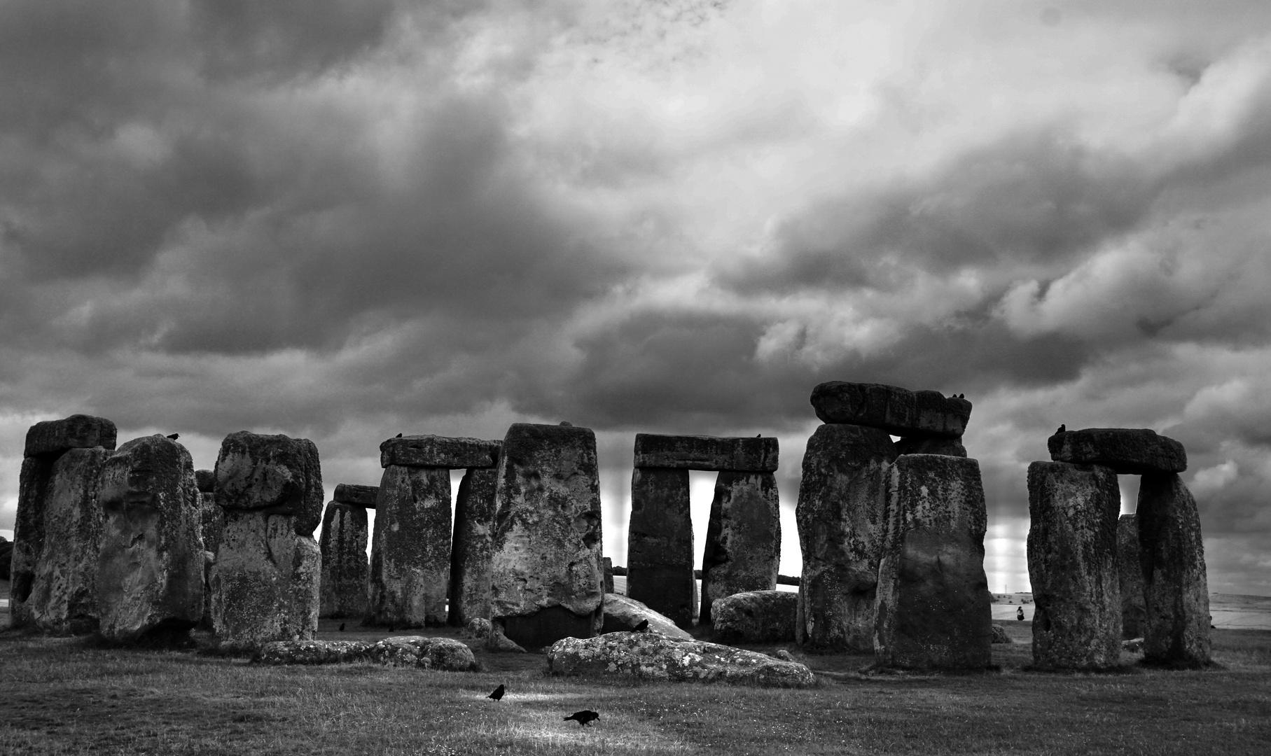 Stonehenge - Da braut sich was zusammen...
