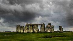 Stonehenge - ein mystischer Ort