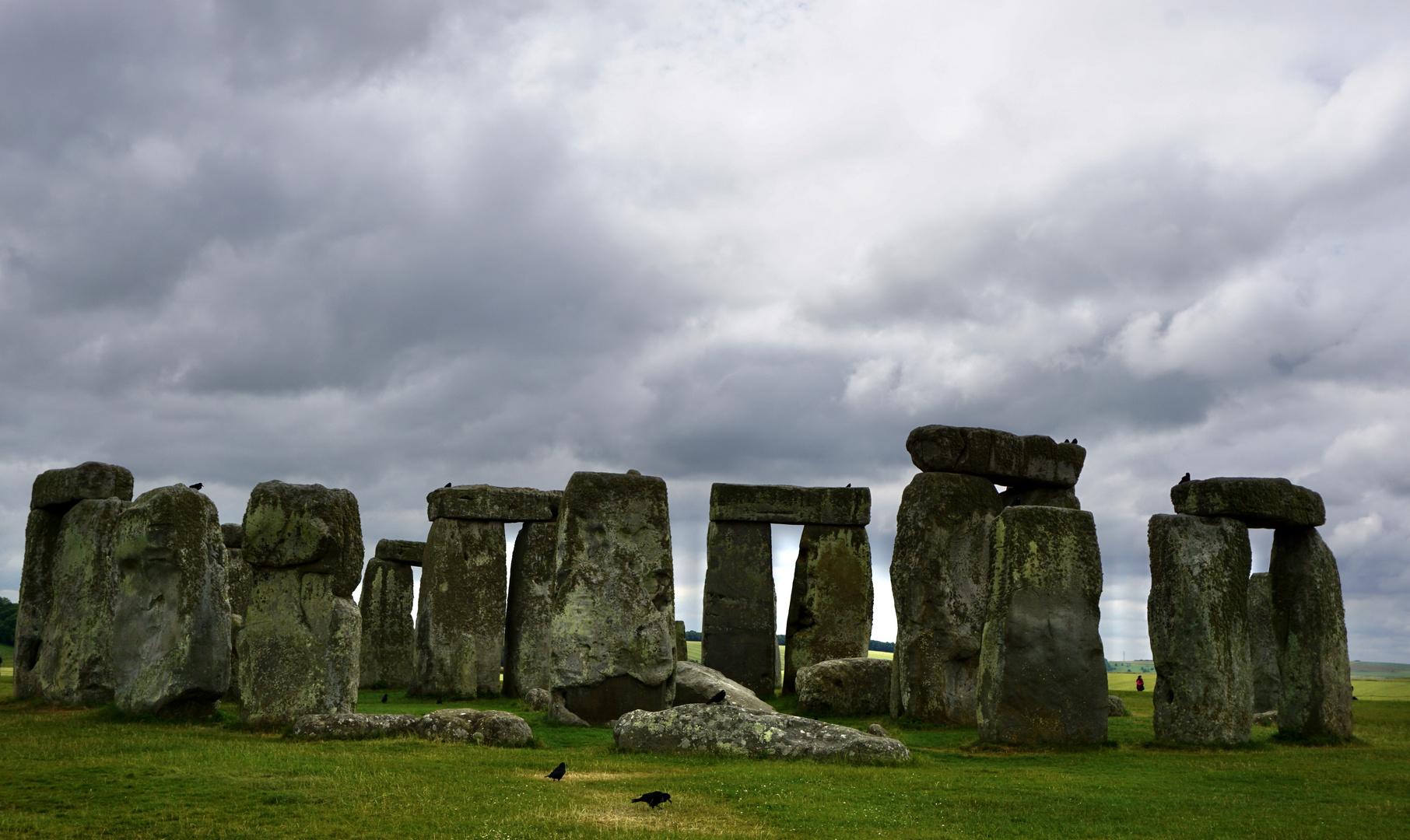 Stonehenge - Hier braut sich was zusammen...