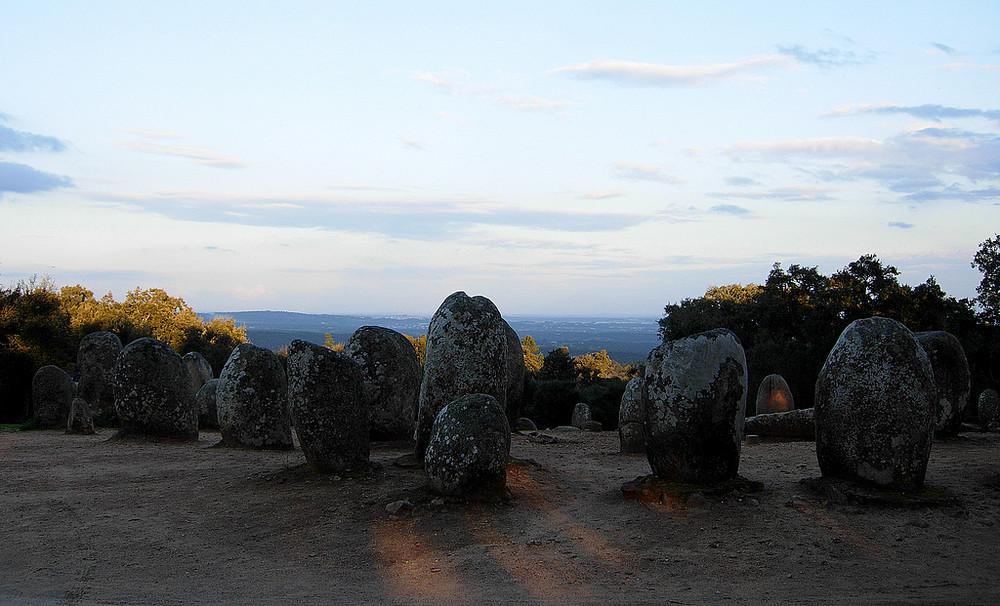 Stonehenge portoghese