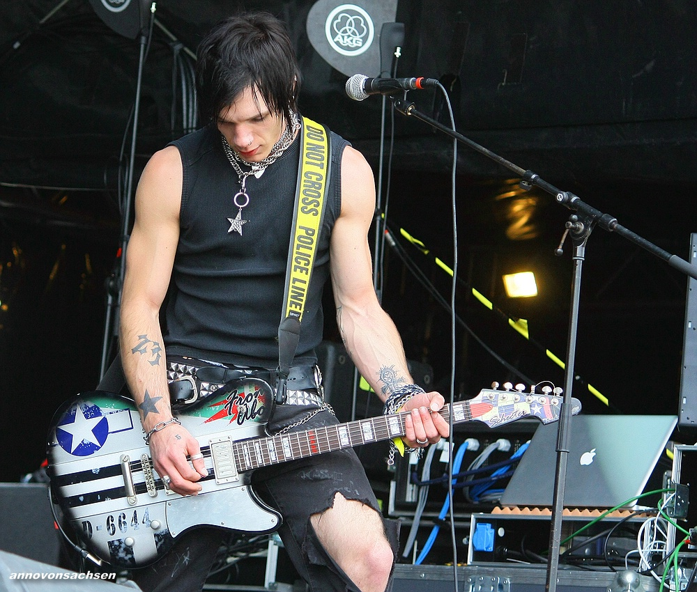 Stoneman@Hexentanzfestival /2010