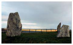 Stones and sun - Steine und Sonne
