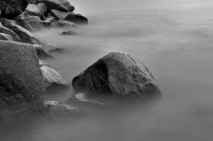 Stones in Hoysand, Norway