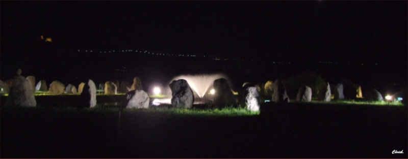 stoning by night