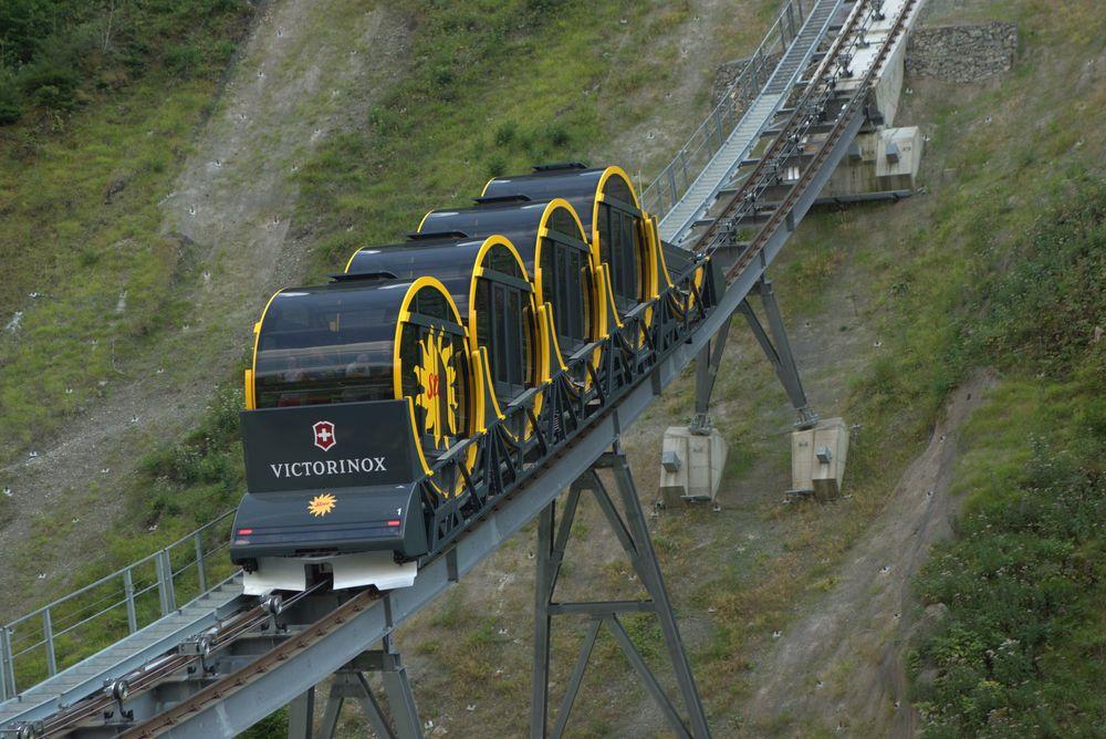 Stoosbahn im Kanton Schwyz