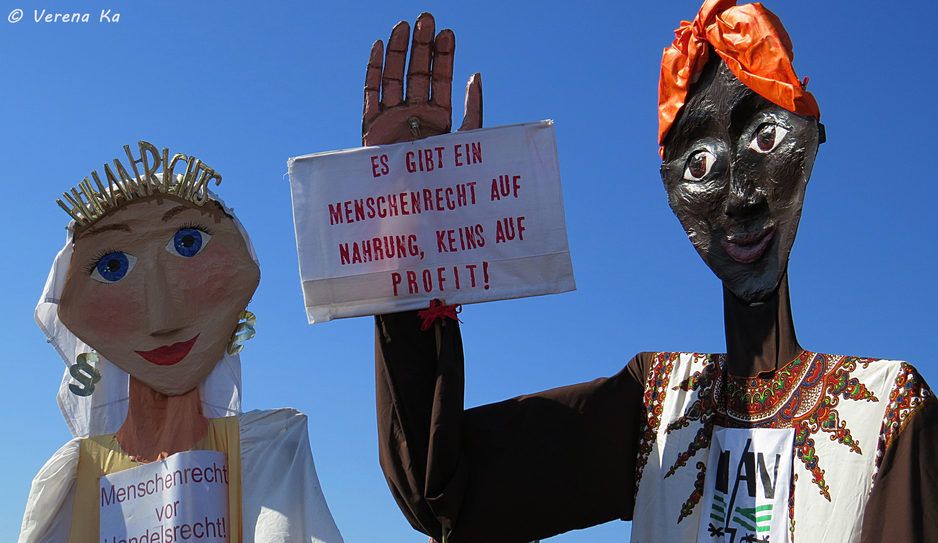 Stop TTIP / CETA Demo in Berlin