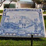Storia della Europa sull` Azulejo.