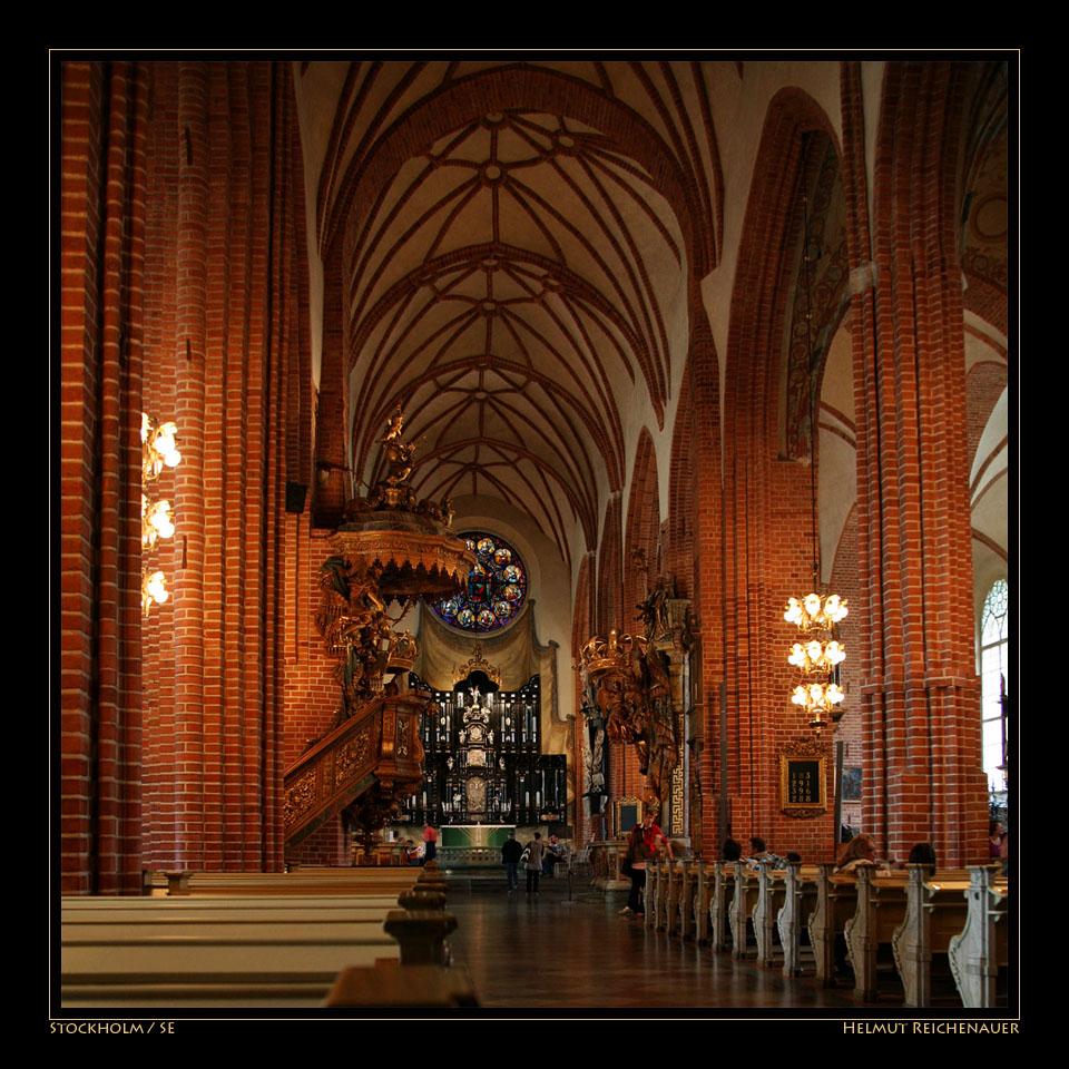 Storkyrkan / Stockholm Cathedral I, Stockholm / SE