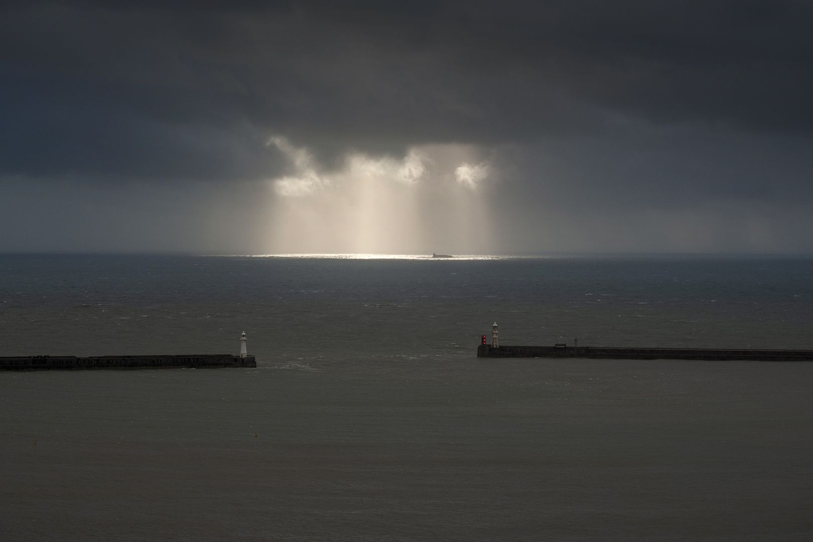 Storm in the Channel